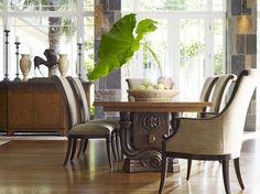 Henredon Folio 18 Dining Room 7601 20B T Furniture Classic Furniture