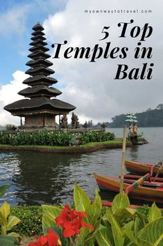 You can't leave Bali without exploring many unique and ancient temples. All temples in Bali are Hindu temples and recognized as 'Pura'. You'll love the architecture as well as the peaceful surrounding. Here the listed top 5 beautiful temples worth to visit during your trip to #Bali. #templesinbali #visitbali #balitravel #beautifultemples #ancientarchitecture