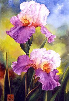 Florals by soon warren.