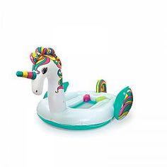 Unicorn Island, Cool Pool Floats, Legendary Creature, Lumiere Led, Lounge, Cool Pools, Unicorn Party, Ebay, Rondom
