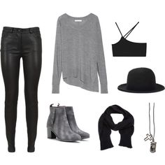 """""""Shirley Suede"""" by reneeruin on Polyvore"""