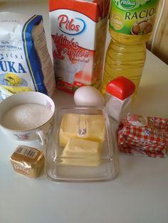 Domáce rožky (fotorecept) - recept | Varecha.sk Snack Recipes, Snacks, Bottle, Food, Snack Mix Recipes, Appetizer Recipes, Appetizers, Flask, Essen