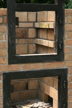 How To Build A Brick Smoker. Outdoor ...