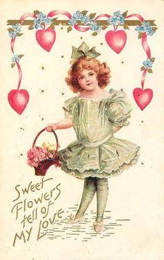 Valentine Vintage Images
