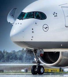 Lufthansa Airbus A350-941XWB