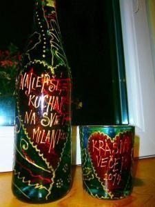 Maľovanie na sklo - Coke Cans, Beverages, Drinks, Coca Cola, Soda, Canning, Drinking, Beverage, Soft Drink