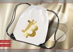 Cryptocurrency Bit coin Sport Bags Backpacks any color design BTC300 #Personalized