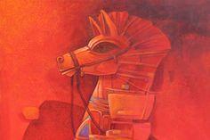 Nityam Singha Roy Artwork
