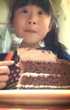 チョコレートケーキLOVE♡