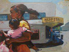 Artist Andrew Owen - Oil