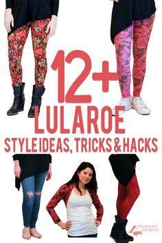 12+ Lularoe style ideas, trick and hacks featuring leggings, Julia t-shirt shift dresses and Cassie skirt | Mom Life | Mom Fashion | Casual Fashion | Casual Dress |