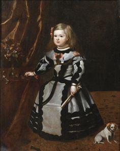 Historical Costume, Historical Clothing, Infanta Margarita, Spanish Royalty, Spanish Art, Spanish Fashion, Marie Antoinette, Portraits, Fashion History