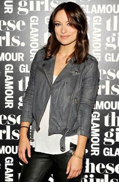 "Olivia Wilde attends Glamour Presents ""These Girls"" on October 8, 2012 in New York City.   Credit: Stephen Lovekin/Getty"