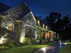 22 Landscape Lighting Ideas | DIY Electrical & Wiring How-Tos - Light Fixtures, Ceiling Fans, Safety | DIY