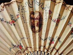 antique HP Fan