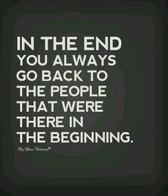 To The Beginning To The End!
