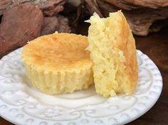 Queijadinha Cremosa   Doces e sobremesas > Queijadinha   Mais Você - Receitas Gshow