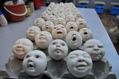 expressions visage