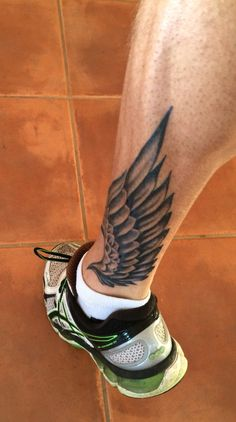 Marathon tattoo