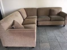 Five seater corner lounge Free Recycle, Lounge, Sofas, Buy And Sell, Corner, Couch, Furniture, Home Decor, Sofa