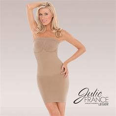 593be2843c7 Julie France Leger Strapless Dress Shaper JFL17  44 Shapewear