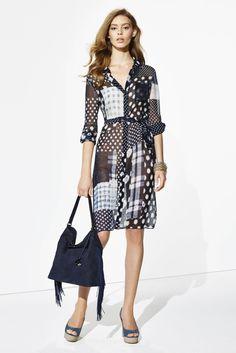 Diane von Furstenberg Resort 2016 - Collection - Gallery - Style.com
