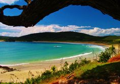 My favourite place ever... Matai Bay