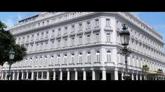 Habana Lujo:kempinski hotel-Versace- Armani- Montblanc- L'Occitane