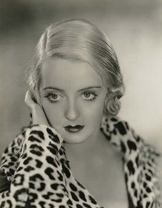 Bette Davis. by lauri