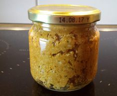 Veganer Brotaufstrich Tomate-Basilikum-Knoblauch (wie von dm Bio)  by koppnuss on www.rezeptwelt.de