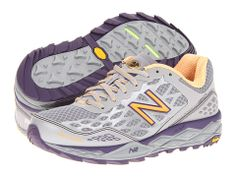 New Balance WT1210 Silver/Purple - Zappos.com Free Shipping BOTH Ways