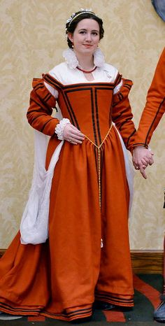 A great dress diary that I plan to refer to often when I make my Moroni-inspired dress.