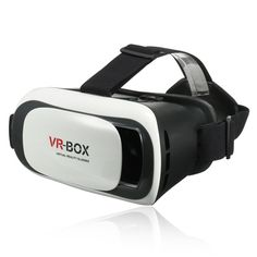 VR Box Virtual Reality VR Glasses 3D Headset for Mobile Phones