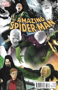 The Amazing Spider-Man # 646 Marvel Comics Vol 1