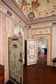 Villa le Rose, Florence, Italy.