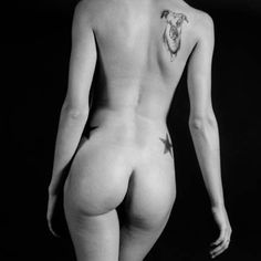 Nude Studies by Dominique Spina, via Behance