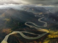 Alatna River Valley, Gates of the Arctic  (Michael Christopher Brown/ National Geographic)