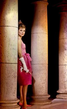 Audrey Hepburn as Holly Golightly in Breakfast at Tiffany's - 1961