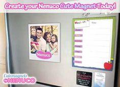 FREE Nenuco Photo Magnet on http://www.icravefreebies.com/