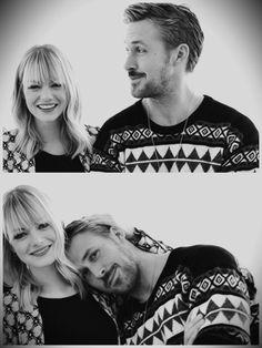 Ryan Gosling. Emma Stone. 2 faves