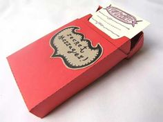 Etsy Finds: Box of Secrets Note Set
