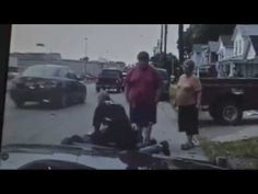 Good Samaritans come to rescue of attacked cop