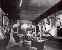 Frederick Kiesler | Exhibition Design 1924-1947