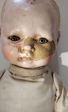 Creepy Dolls, Carnival, Face, Painting, Carnavals, Painting Art, The Face, Paintings, Faces