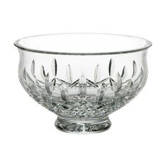 Shop Lismore Footed Bowl from Waterford Crystal at Horchow, where you'll find new lower shipping on hundreds of home furnishings and gifts. Waterford Lismore, Waterford Crystal, Crystal Glassware, Bering, Crystals In The Home, Crystal Gifts, Beautiful Gifts, Beautiful Things, Wedgwood