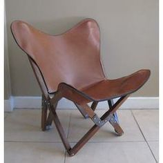 butterfly chair plans - Google Search
