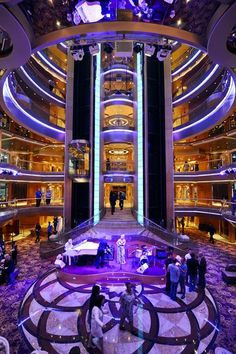 Legend of the Seas, Royal Caribbean International