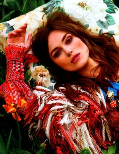 Glamour US July 2014 | Keira Knightley by Tom Munro