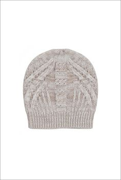 SPIRITUAL AMERICA | NEW YORK - Cable Beanie - Sale
