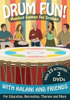 Drum Fun! - Musical Games for Groups DVD ~ Kalani, http://www.amazon.com/dp/B0091Y6P8M/ref=cm_sw_r_pi_dp_MnQGqb1GMRVR5